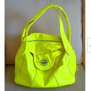 Marc Jacobs Posh Turnlock Hobo Bag Patent Leather